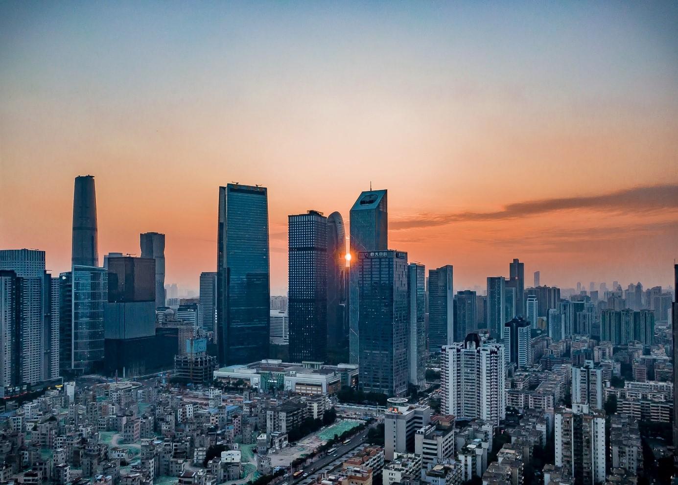 Guangzhou Liwan District